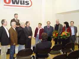 Bild von der Mitgliederversammlung 2007