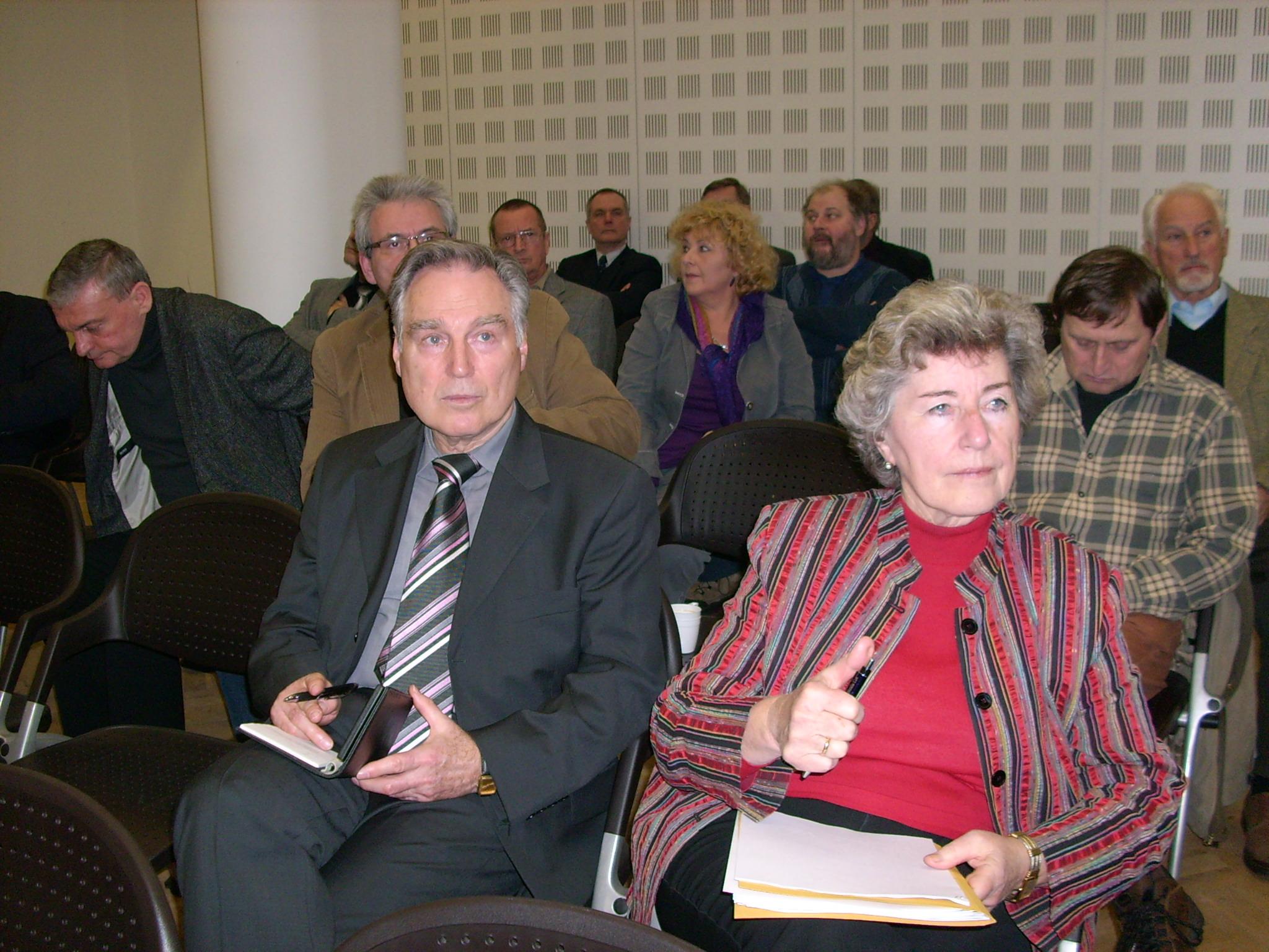OWUS Mitgiederversammlung 2009