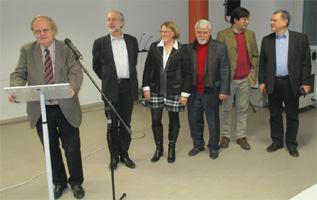 Mitgliederversammlung 2016, gewählter Vorstand
