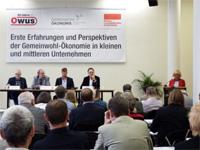 OWUS Konferenz zur Gemeinwohlökonomie am 11. Oktober 2014 Bild 3