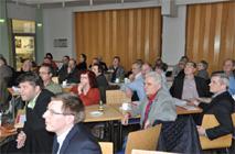 Mitgliederversammlung 2015 in Potsdam