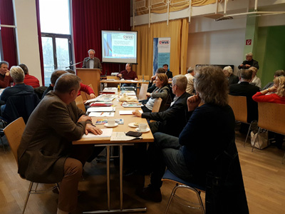 Mitgliederversammlung 2017 in Potsdam