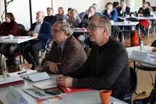 Dr. Rolf Sukowski und Dr. Dietmar Bartsch