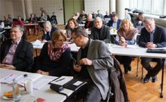 Teilnehmer der 3. KMU-Konferenz