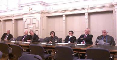 Bild von der Vortrags- und  Dialogveranstaltung
