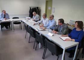 OWUS Vorstand des Dachverbandes 4. April 2014 1