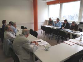Wahl des Vorstandes 2014
